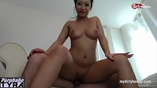 MyDirtyHobby german asian pov cuckold