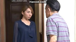 Saeki Haruna Cuckold Allowed Marry Wife