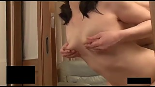 Young Japanese Mother Cuckolds her Husband