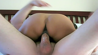 DropTopGal Asian Hot Wife With Regular BULL Part 4