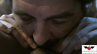 FPV of me eating Bella Starr's pussy POV style, I lap her puss up for women